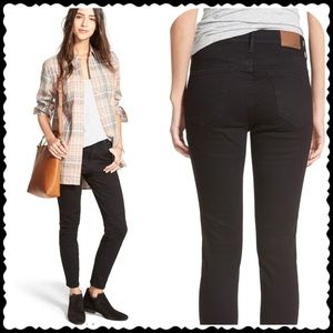 """Madewell 9"""" High Rise Skinny Skinny Jeans Size 29"""